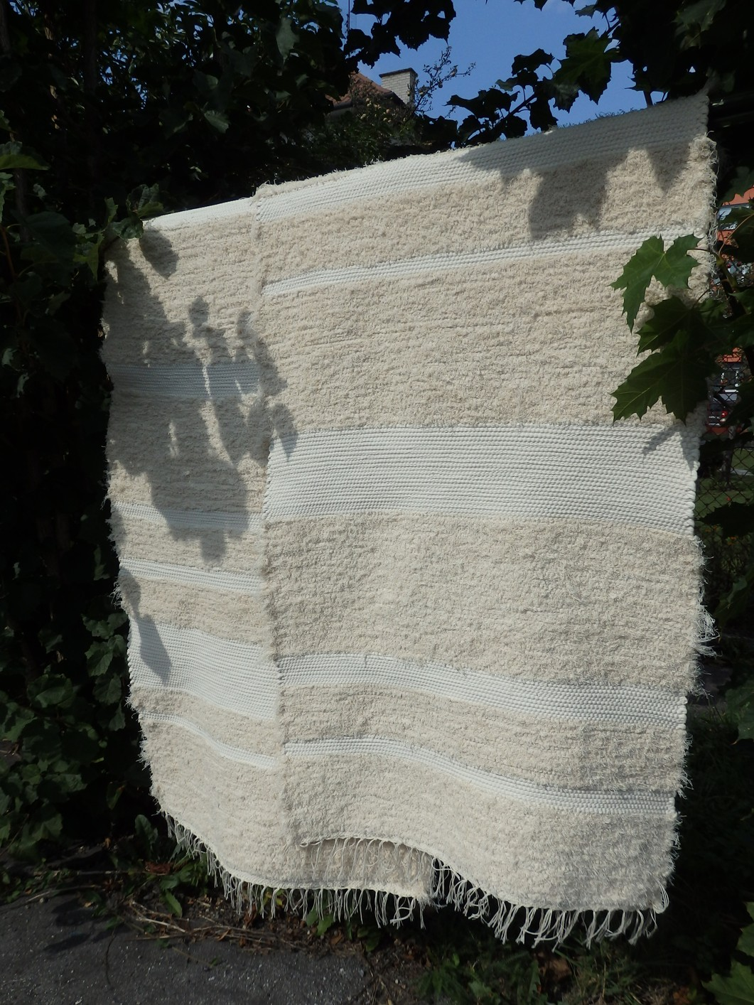přírodní bavlna
